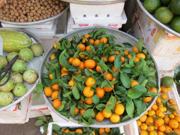 Vietnamské mandarinky