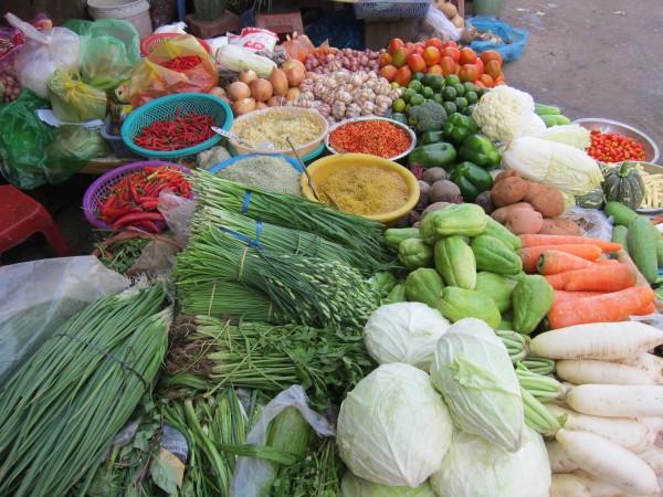 Zeleninka, rau, vegetable - jak chcete...