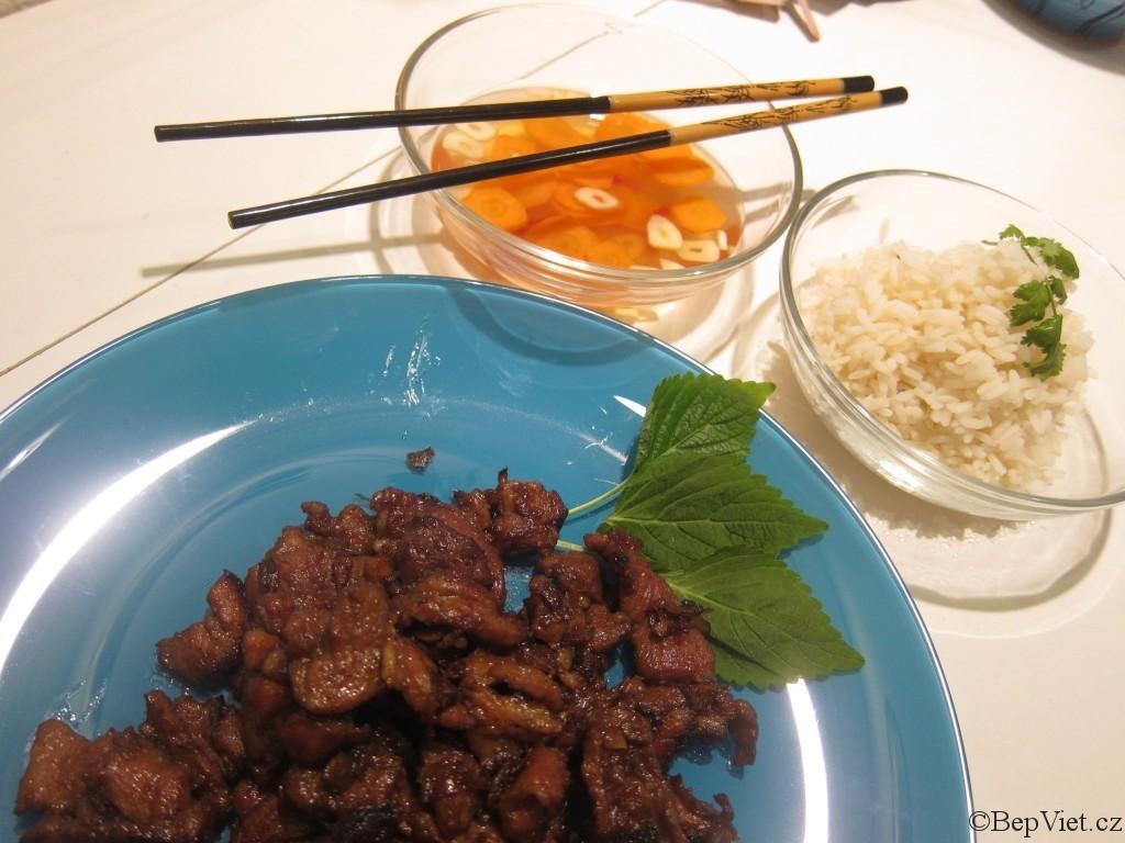 vietnamské jídlo